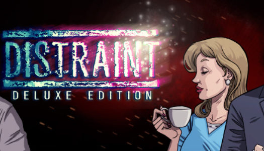 Review: DISTRAINT: Deluxe Edition (Nintendo Switch)
