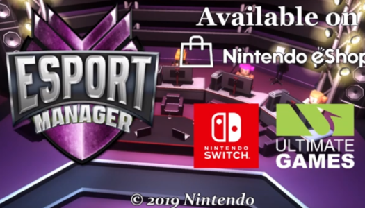 Review: ESport Manager (Nintendo Switch)