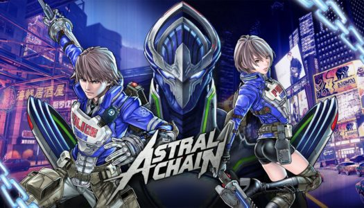 Review: Astral Chain (Nintendo Switch)