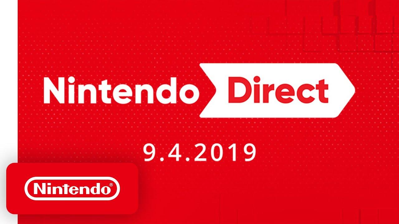 Nintendo Direct 9/4/19