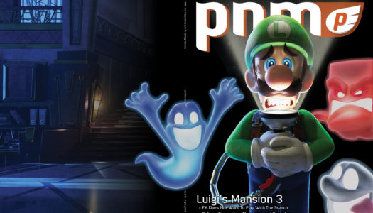 Pure Nintendo Magazine Reveals the Cover of Issue 48, Available Now!