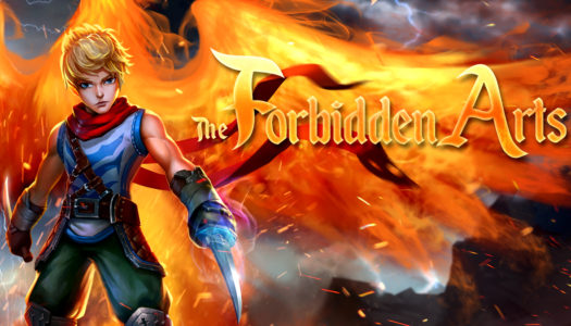 Review: The Forbidden Arts (Nintendo Switch)