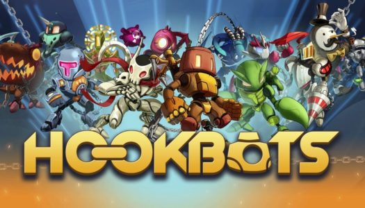 Review: Hookbots (Nintendo Switch)