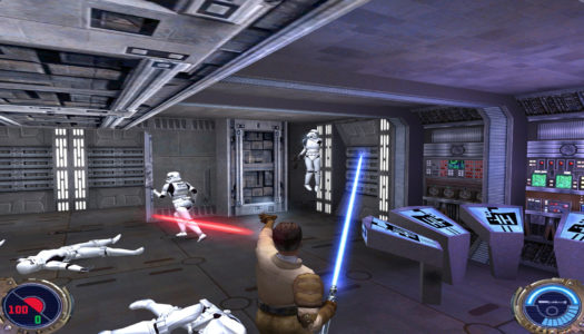 Aspyr Media is providing Nintendo fans with their Star Wars fix