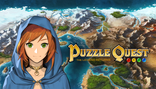 Review: Puzzle Quest: The Legend Returns (Nintendo Switch)