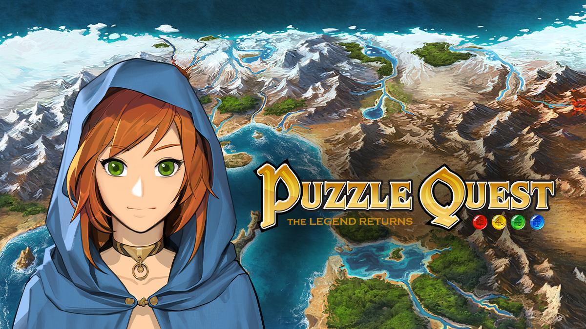 Review: Puzzle Quest: The Legend Returns (Nintendo Switch)