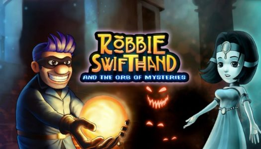 Review: Robbie Swifthand and the Orb of Mysteries (Nintendo Switch)