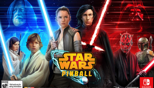 Zen Studios releases Star Wars Pinball for Nintendo Switch