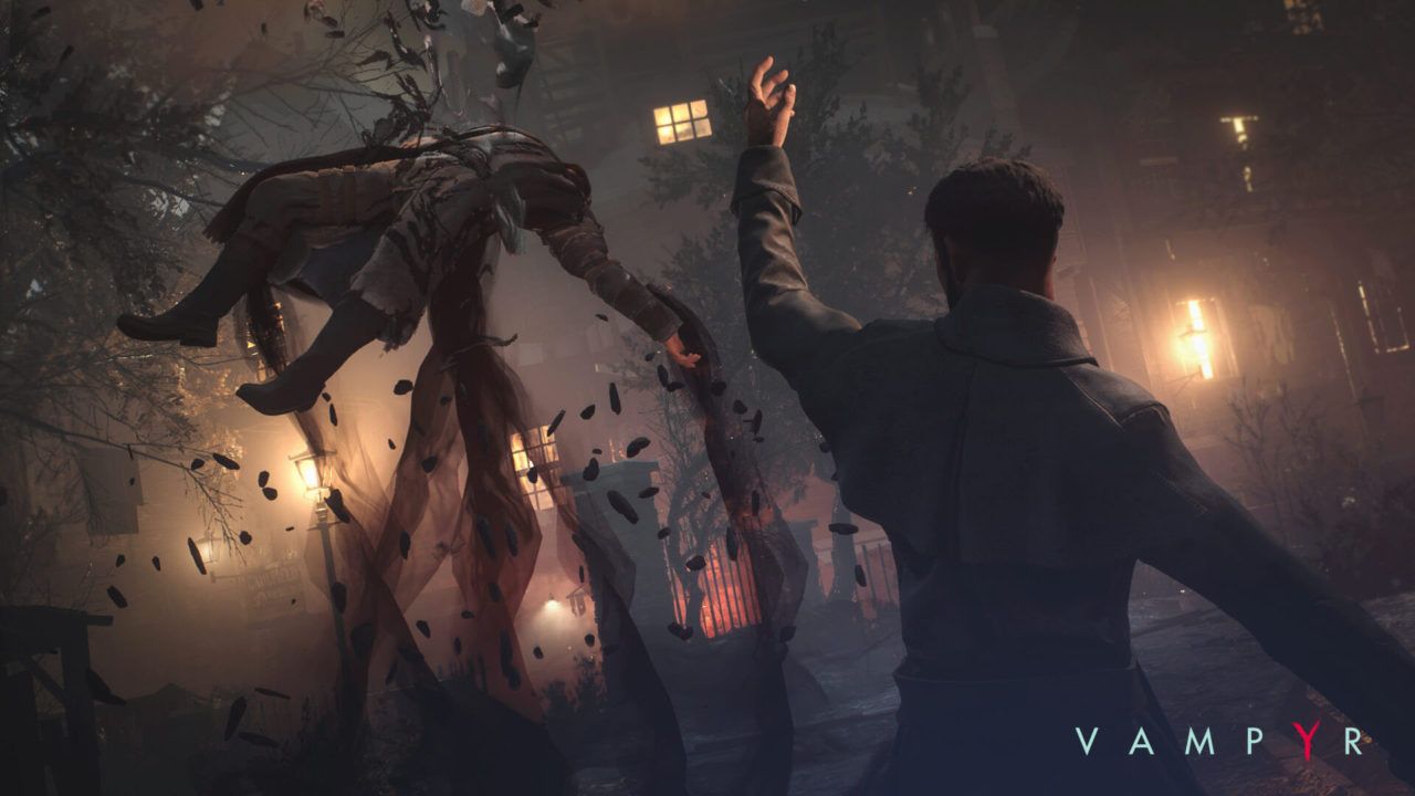 Vampyr comes to suck your blood on October 29th