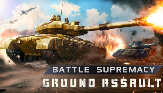 Review: Battle Supremacy – Ground Assault (Nintendo Switch)