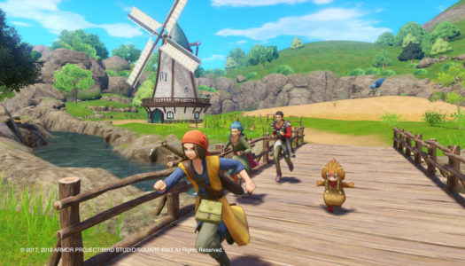 Review: Dragon Quest XI S: Echoes of an Elusive Age – Definitive Edition (Nintendo Switch)
