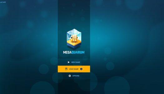 Review: Megaquarium (Nintendo Switch)