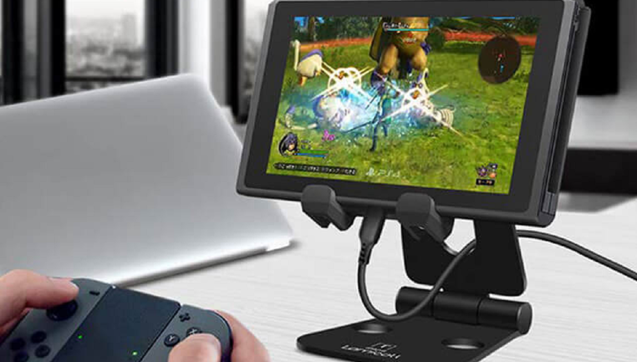 Product Spotlight – Nintendo Switch Tablet Stand by Lamicall