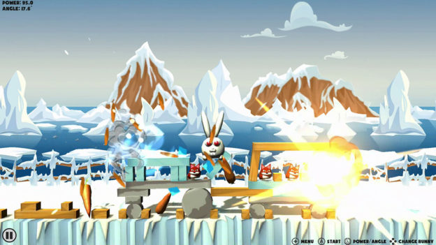 Angry Bunnies: Colossal Carrot Crusade