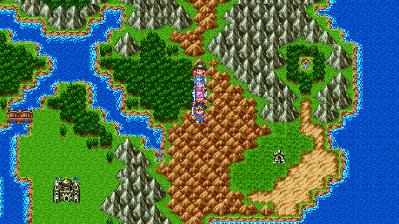 Review: Dragon Quest III: The Seeds of Salvation (Nintendo Switch)