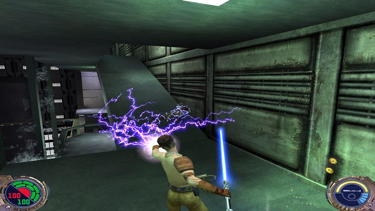 Review: Star Wars Jedi Knight II: Jedi Outcast (Nintendo Switch)