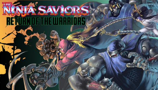 Review: The Ninja Saviors: Return Of The Warriors (Nintendo Switch)