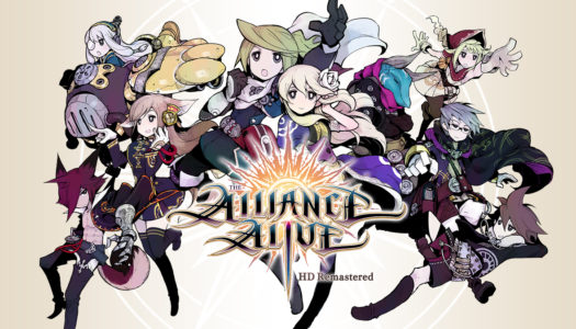Review: The Alliance Alive HD Remastered (Nintendo Switch)
