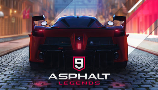 Review: Asphalt 9: Legends (Nintendo Switch)