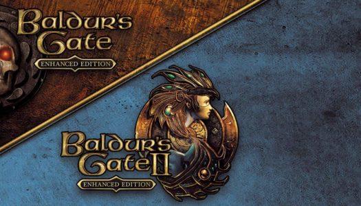 Review: Baldur's Gate and Baldur's Gate II: Enhanced Editions (Nintendo Switch)