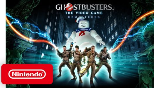 Review: Ghostbusters: The Video Game Remastered (Nintendo Switch)