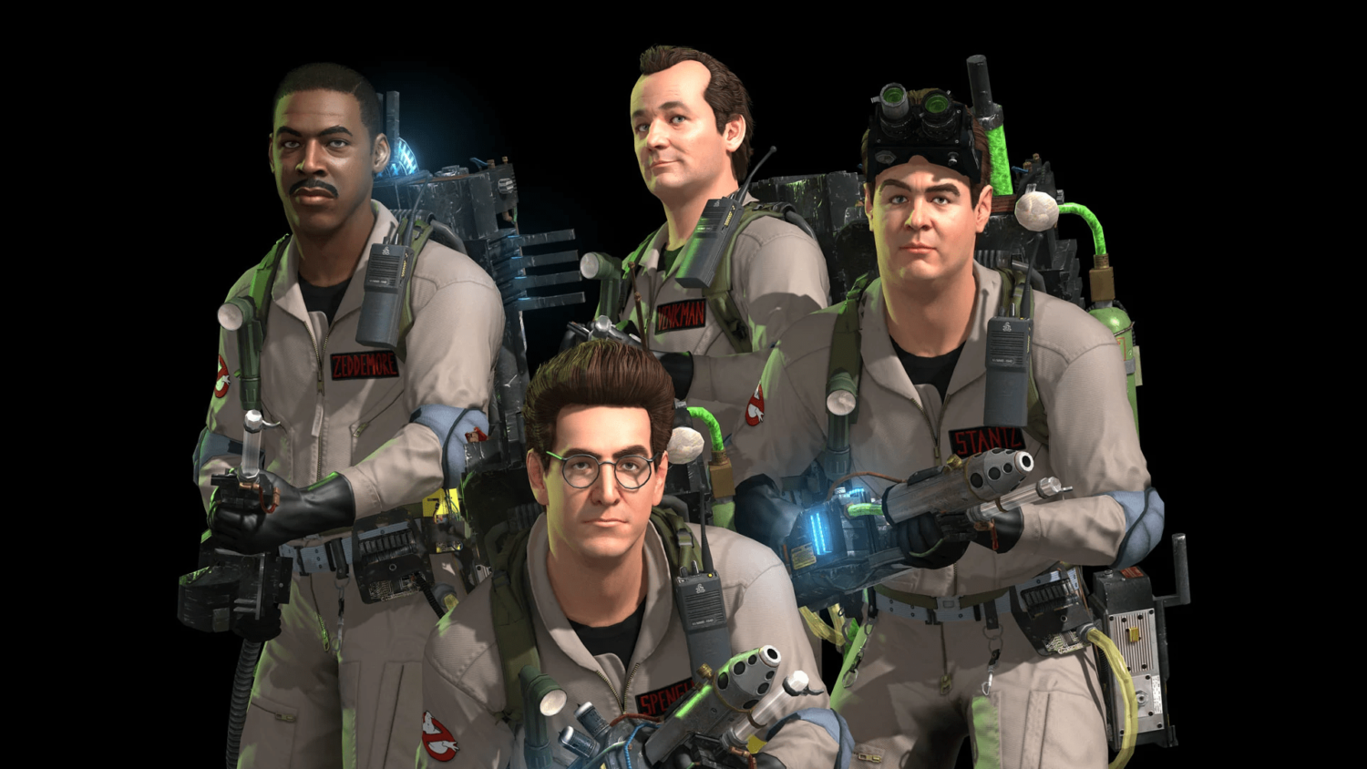 Ghostbusters: The Video-game Remastered