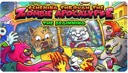 Review: Scheming Through the Zombie Apocalypse: The Beginning (Nintendo Switch)