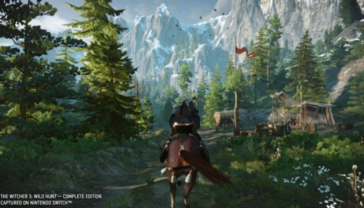 Witcher 3 joins this week's eShop roundup