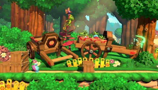 Yooka-Laylee joins this week's eShop roundup