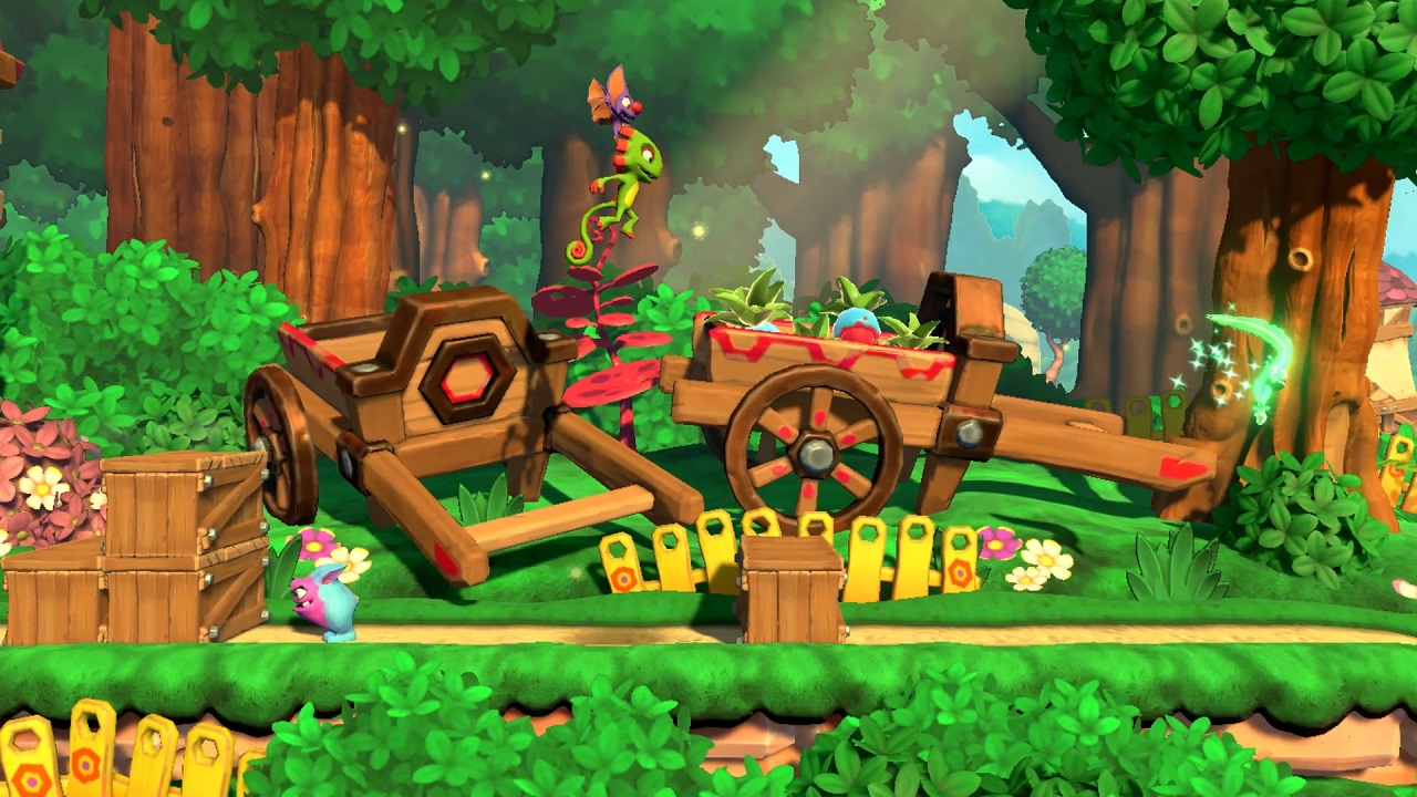 Nintendo Switch - Yooka-Laylee
