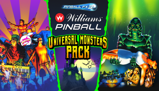 Pinball FX3 and Williams Pinball dress up for Halloween