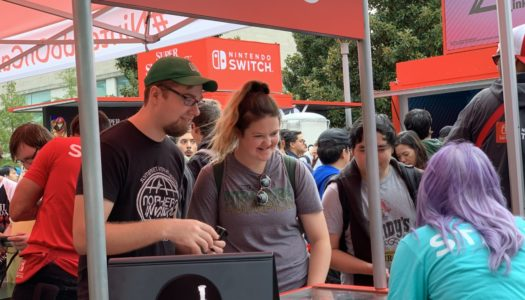 Nintendo Switch: Together Tour hosted by The University of Texas at Dallas