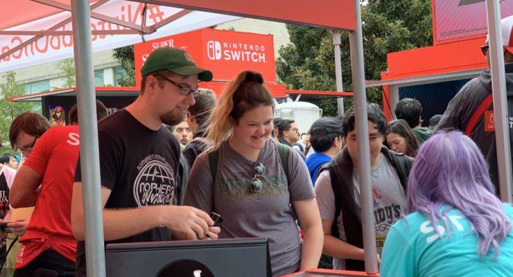 Nintendo Swag at UTD