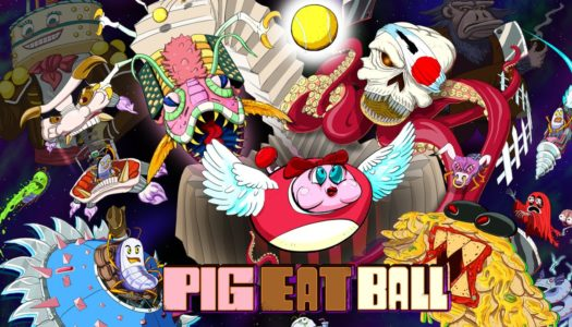 Review: Pig Eat Ball (Nintendo Switch)