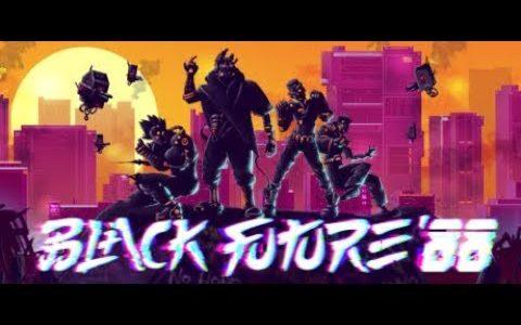 Review: Black Future '88 (Nintendo Switch)