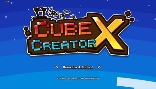 Review: Cube Creator X (Nintendo Switch)