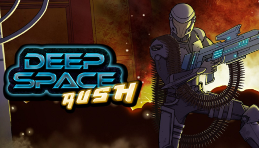 Review: Deep Space Rush (Nintendo Switch)