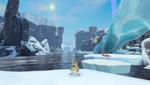 Review: Ice Age Scrat's Nutty Adventure (Nintendo Switch)