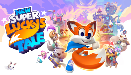 Review: New Super Lucky's Tale (Nintendo Switch)