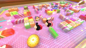 Pacman in Disney Tsum Tsum Festival