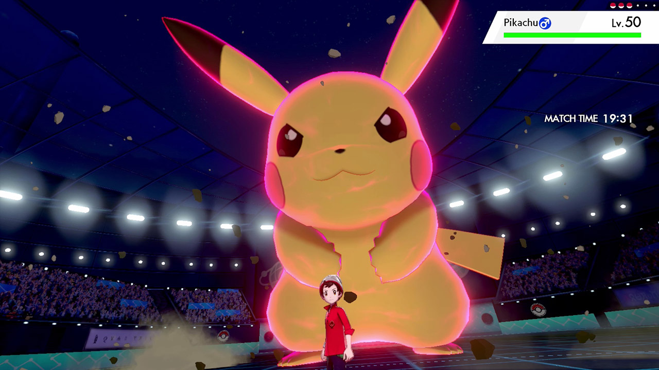 Pokémon Sword & Pokémon Shield - Nintendo Switch eShop