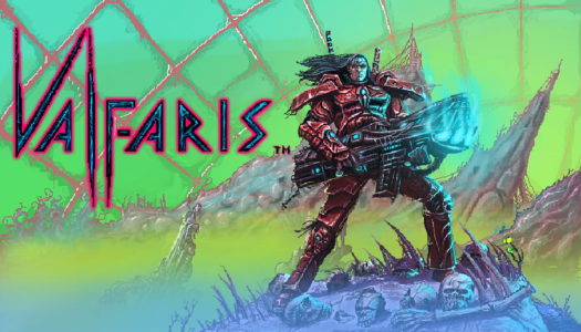 Review: Valfaris (Nintendo Switch)