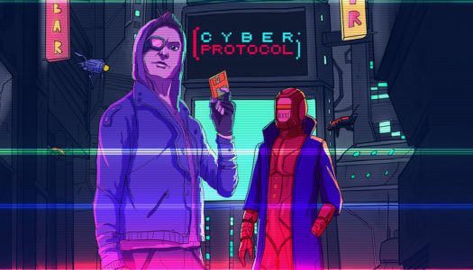 Review: Cyber Protocol (Nintendo Switch)