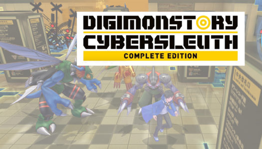 Review: Digimon Cyber Sleuth: Complete Edition (Nintendo Switch)