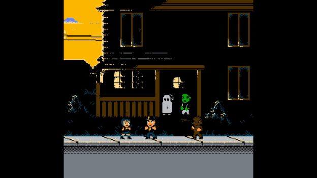 haunted halloween 86 review