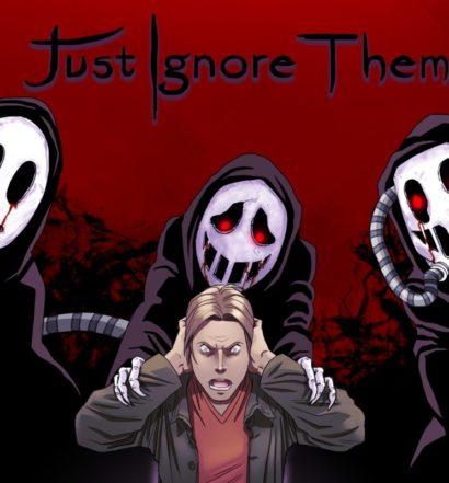 Just Ignore Them - Nintendo Switch