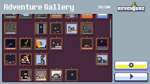 Reventure screenshot 3 - gallery