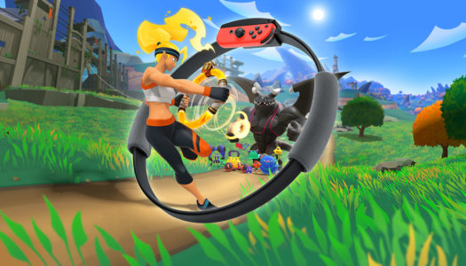Review: Ring Fit Adventure (Nintendo Switch)