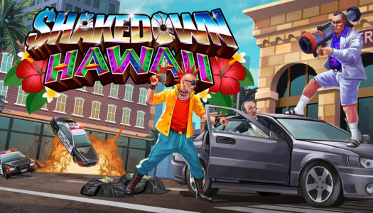 Review: Shakedown: Hawaii (Nintendo 3DS)