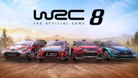 Review: WRC8  (Nintendo Switch)